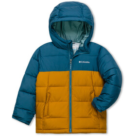Columbia Pike Lake Jacke Jugend blue heron/canyon gold